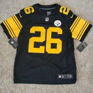 New LeVeon Bell Pittsburgh Steelers Jersey Size L